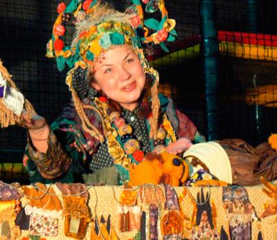Детский кукольный театр Харьков