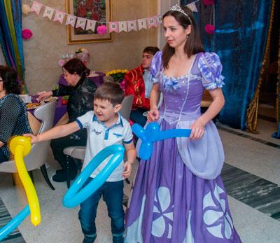 Принцесса София и принц цена