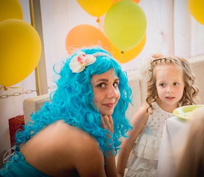 Заказать Буратино и Мальвина на детский праздник