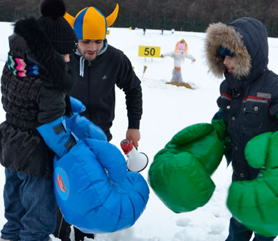Игры патриотов для детей Харьков