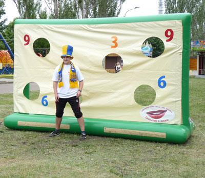 Чемпионат по футболу детский праздник
