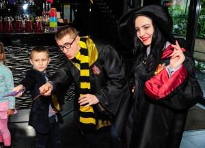 Детский праздник Гарри Потер