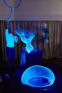 шоу мыльных пузырей Харьков