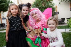 детский праздник фея