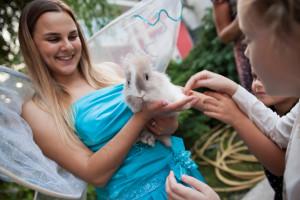 контактный зоопарк на детский праздник