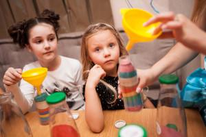 мастер классы для детей картина в бутылке