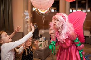 фея винкс на детский праздник