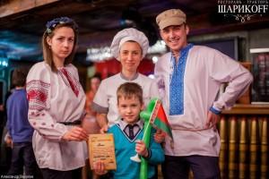 голопом по Европам Беларусь