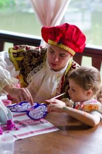детский праздник Харьков в стиле прин и принцесса
