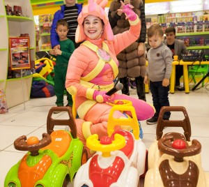 детский праздник в харькове фиксики