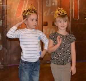 детский праздник принцесса