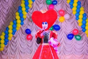 карточная королева детский праздник