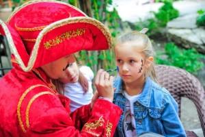 детская программа пираты