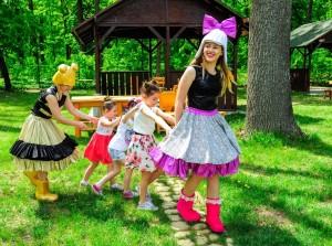 Детский праздник куклы Лол