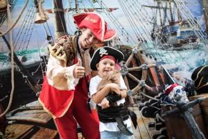 пиратская фотозона в аренду
