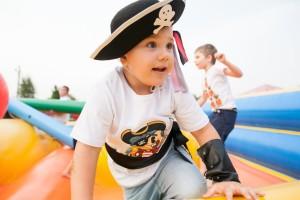 пиратский праздник для детей