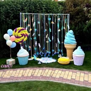 фото зона для детского праздника