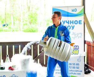 шоу ученых Харьков 1