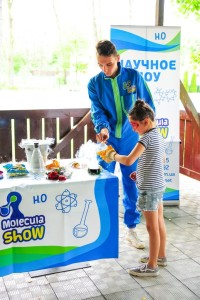 шоу ученых в Харькове