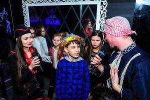 детский праздник голопом по европам