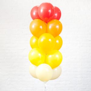 обработанные воздушные шары