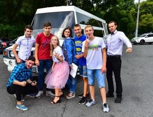 организация юбилея Харьков