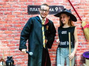 Гарри Потер детский праздник