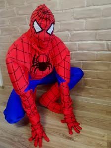 Детский праздник Спайдермен