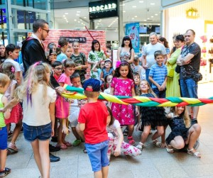 детский праздник в Харькове