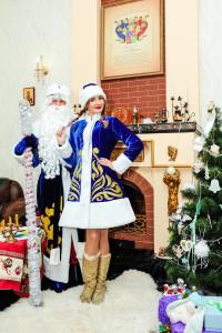 Дед Мороз и Снегурочка Харьков