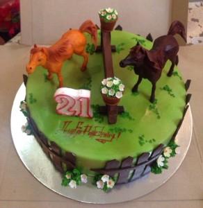 cakehorses