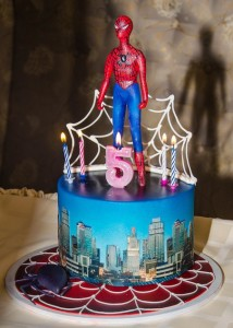 cakespidermanforchildren
