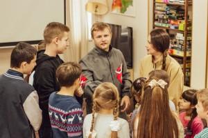 Охотники за приведениями детский праздник