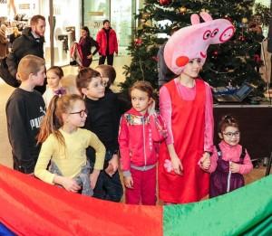 детский праздник с Свинкой Пепой