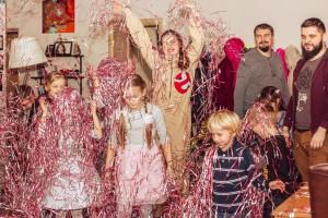 крутой детский праздник