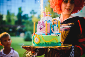 Вкусный торт на праздник