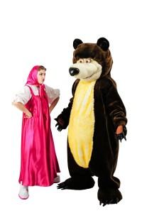 детский день рождения Маша и Медведь (3)
