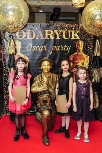 детский праздник в стиле премии оскар Харьков