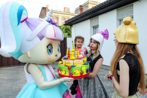 Куклы лол детский праздник