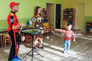 детский праздник в стиле Тачки