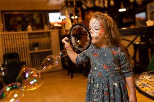 детский праздник в стиле в мире животных