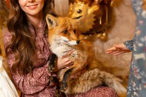 животные на праздник