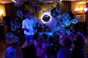 неоновые мыльные пузыри Харьков