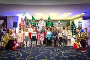 Детский праздник Святого Николая для детей