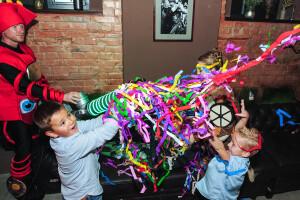 Детский праздник Вспыш