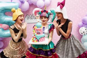 день рождения для девочки