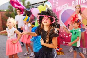 детский праздник тик-ток