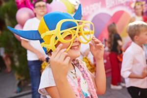 инстаграмм пати на детский праздник
