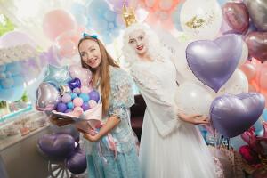 Алиса и Белая Королева аниматоры