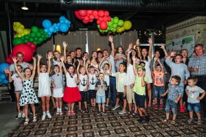 день рождения дино праздник харьков